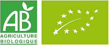 le Domaine de Lafage est labellisé Bio France et Europe