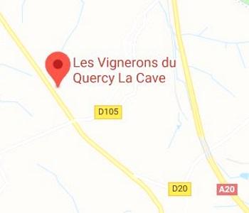 chai de la Cave Les Vignerons du Quercy