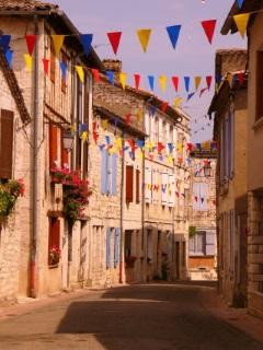 Montpezat de Quercy en fête pour célébrer les vins des coteaux du Quercy