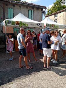 Fête des Vins Coteaux du Quercy du 8 août 2021 à Montpezat de Quercy